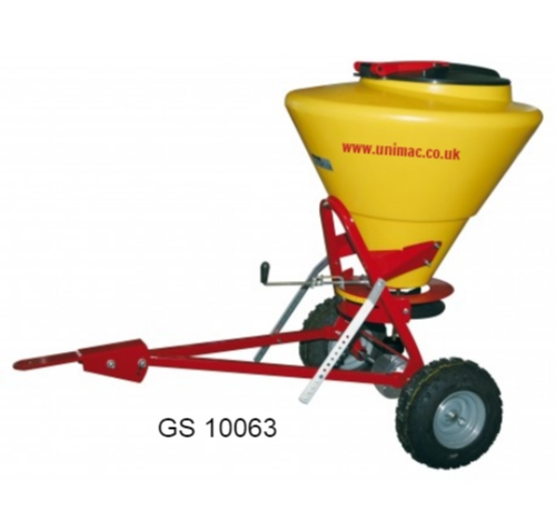 Tow behind Grit Spreader
